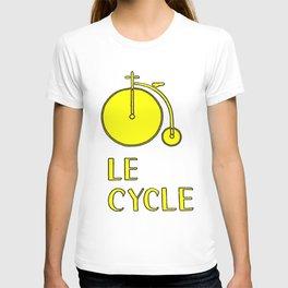 Le Cycle T-shirt