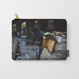 Waste picker On The Streets Carry-All Pouch