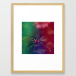 Blooming Framed Art Print