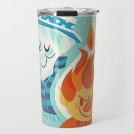Christmas Nostalgia Travel Mug