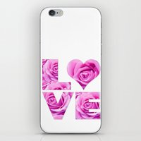 all you need is love iPhone & iPod Skins featuring Love is all you need by LebensART