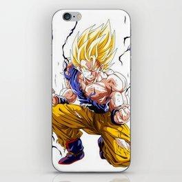 Goku iPhone Skin