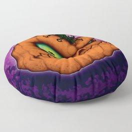 Punkin Head Floor Pillow