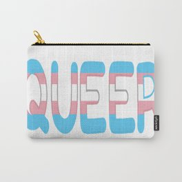 queer - transgender Carry-All Pouch