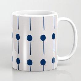 Circles and lines design Coffee Mug