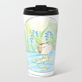 Thumbelina Metal Travel Mug