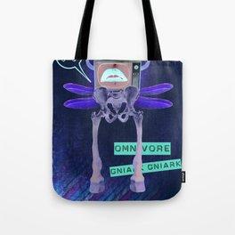 Omnivore Tote Bag