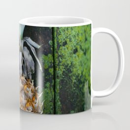 Weathered Pineapple Coffee Mug