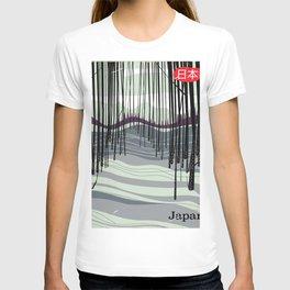 Japan woodland T-shirt