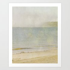 Lovely Layers Art Print