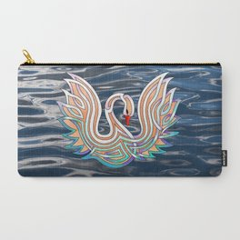 Celtic Knot Swan Carry-All Pouch