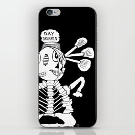Day Dreamin' iPhone Skin