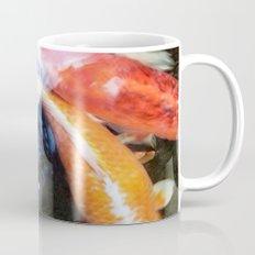 Koi Abstraction 004 Mug
