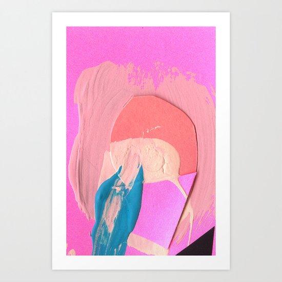Tiny Six Art Print