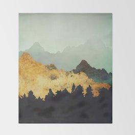 Patina Hills Throw Blanket