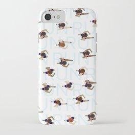 Keep on Running iPhone Case