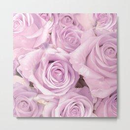 Romantic roses 11 Metal Print