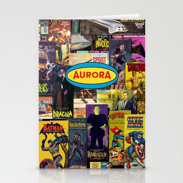 Aurora Stationery Cards