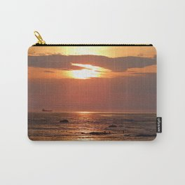 Nautical Delight at Sunset Carry-All Pouch