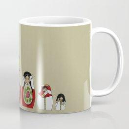 Birth of an Icon Coffee Mug