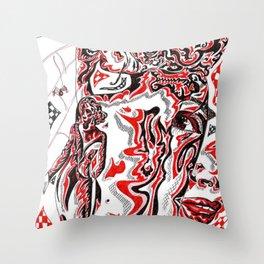 Vulnerability Throw Pillow