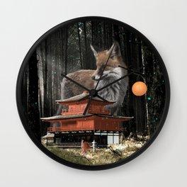 Japan Dream Wall Clock