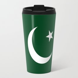 Flag of Pakistan Travel Mug