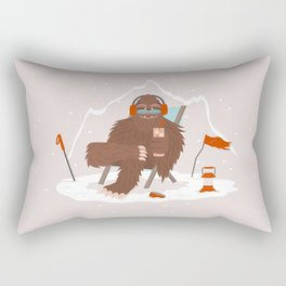 Long Island Iced Yeti Rectangular Pillow