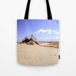 dust in the wind Tote Bag