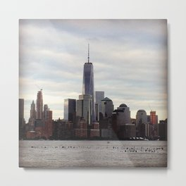 Manhattan's Best Metal Print