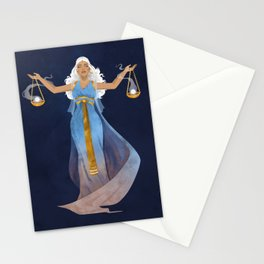 Libra - The Star Sign Stationery Cards