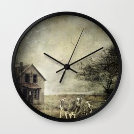 Drumheller Wall Clock