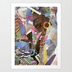 freepower(improved!!!!!) ;) Art Print