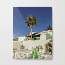 A holiday look Metal Print