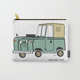 1960 Land Rover Carry-All Pouch