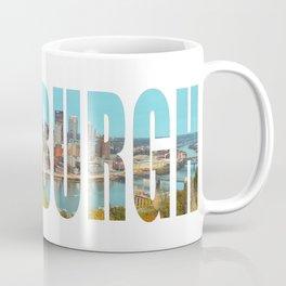 Pittsbugh Coffee Mug