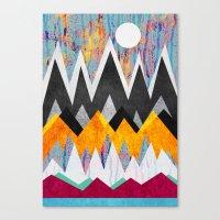 wonderland Canvas Prints featuring Wonderland by Elisabeth Fredriksson