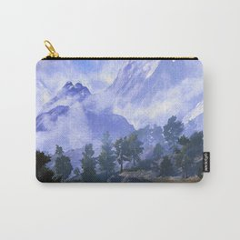 Our beloved mountains Carry-All Pouch