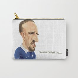 Franck Ribery - France Carry-All Pouch