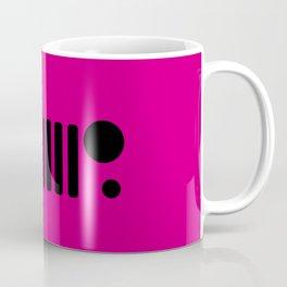 Jeep 'HOTPINK' Coffee Mug