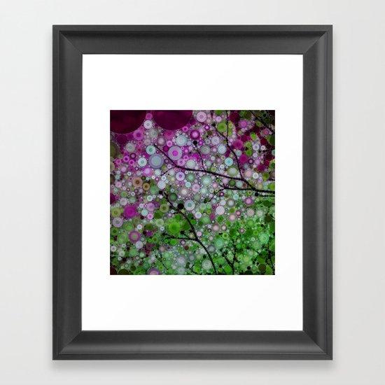 Positive Energy 3 Framed Art Print