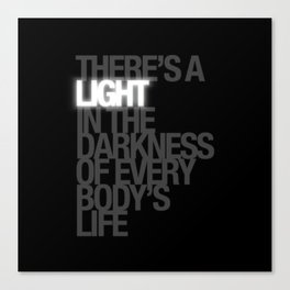 There's A Light! - the RHPS Canvas Print