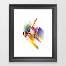 Cello Uno Framed Art Print