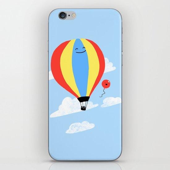 Balloon Buddies iPhone & iPod Skin