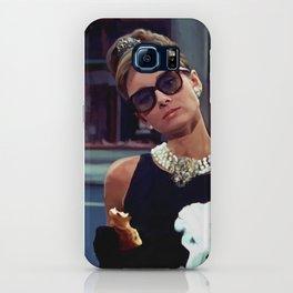 Audrey Hepburn #3 @ Breakfast at Tiffany's iPhone Case