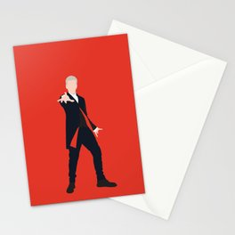 12th Doctor Peter Capaldi Stationery Cards