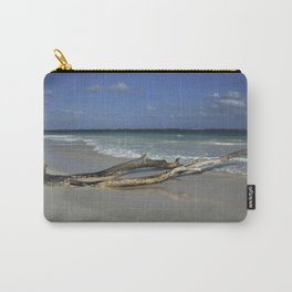 Carribean sea 14 Carry-All Pouch