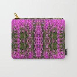 Rose-Bay Willow Herb - Ivan Tea Summer Floral pattern - Midsummer Flower Magic Beauty Carry-All Pouch