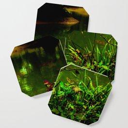 Absinthe Glow Coaster