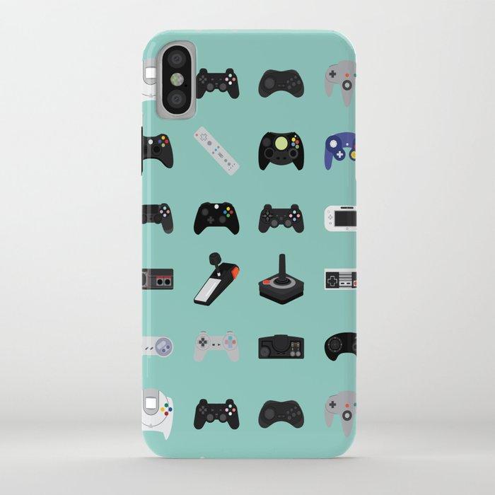 Console Evolution iPhone Case